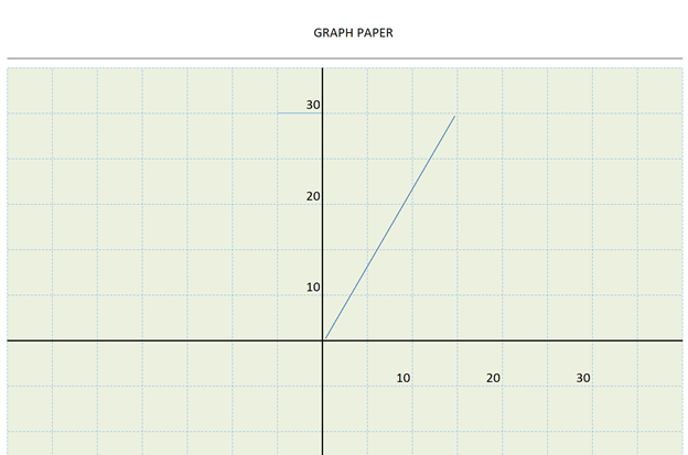 Engineering Graph Paper Template Colors