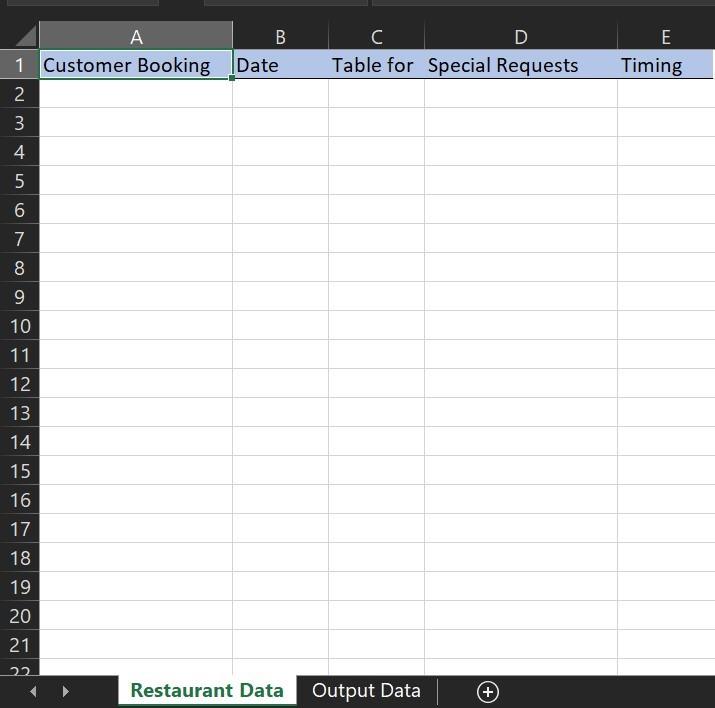 Excel Data Entry Form Spreadsheet Custom Name