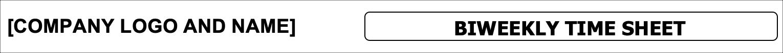 Simple Timesheet Logo
