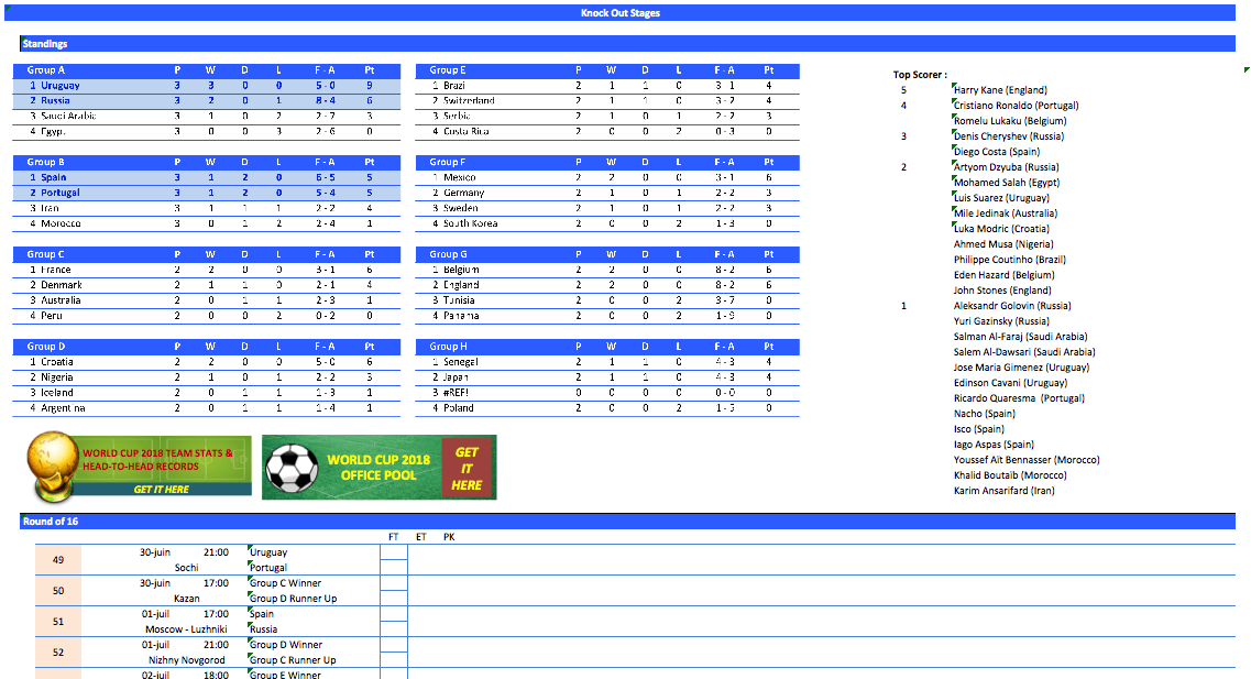 World cup betting excel sheet how old to bet on sports