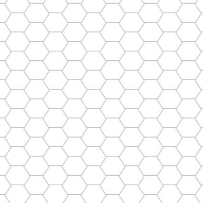 hexagonal grid example