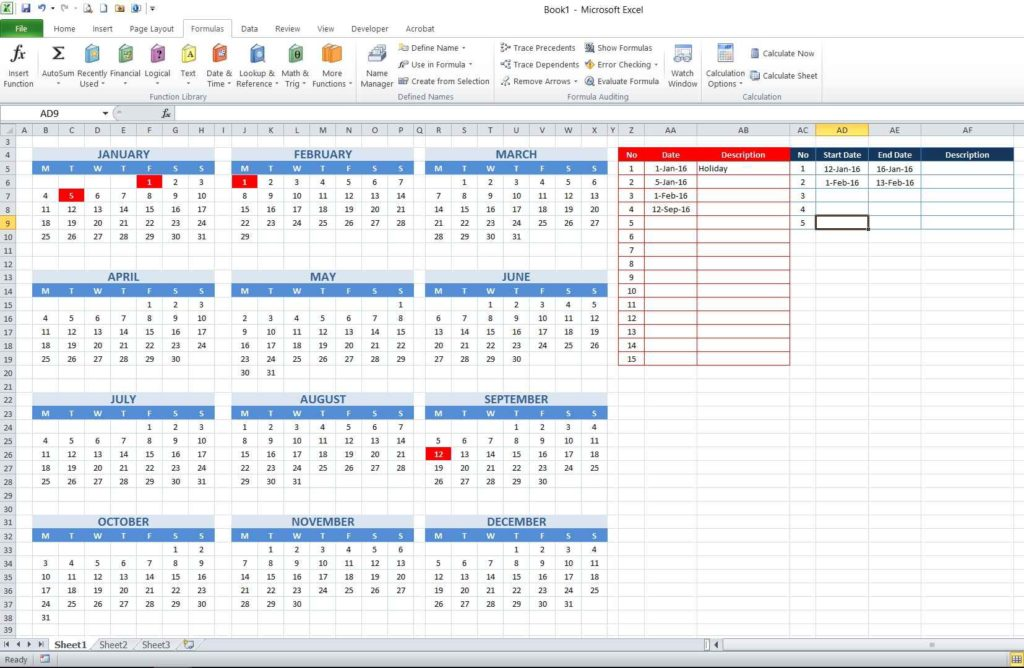 Picture 14 - Creating consecutive event date table